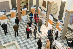 29/11/14 Public Consultation of the  Aberdeen City Centre Masterplan project