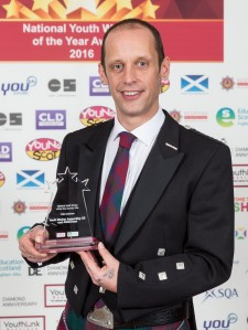 National Youth Worker of the Year Awards 2016 10 March 2016 Picture: © Alan Rennie Photography